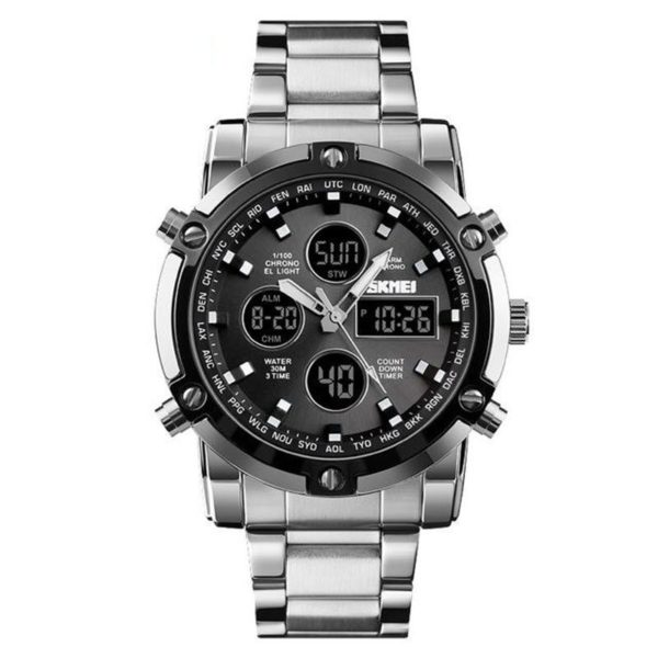 Skmei 1389 Business Digital Watch (8)