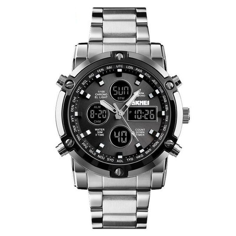 Skmei 1389 Business Digital Watch (8)
