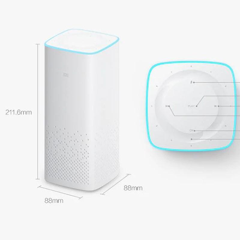 Xiaomi Ai Smart Voice Control Bluetooth Speaker (3)