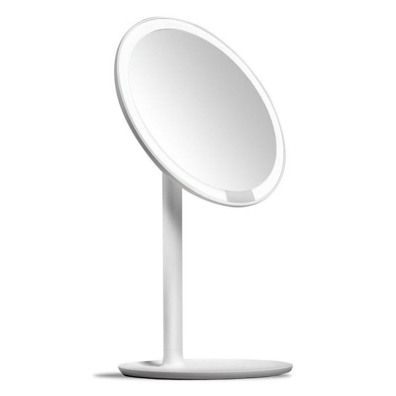 Xiaomi Amiro Led Lighted Makeup Mirror With Rechargeable Battery (2)