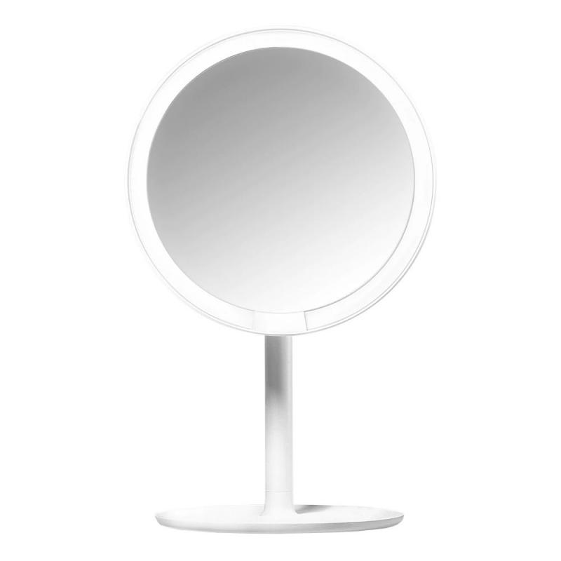Xiaomi Amiro Led Lighted Makeup Mirror With Rechargeable Battery (7)