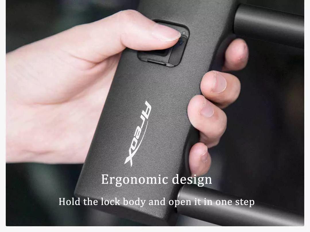 Xiaomi Areox U8 Smart Fingerprint U Lock (4)