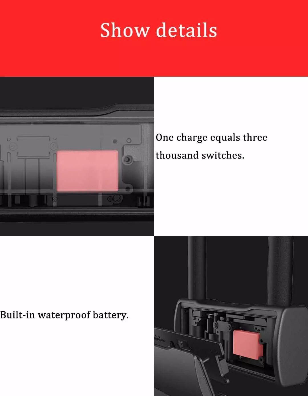 Xiaomi Areox U8 Smart Fingerprint U Lock (6)