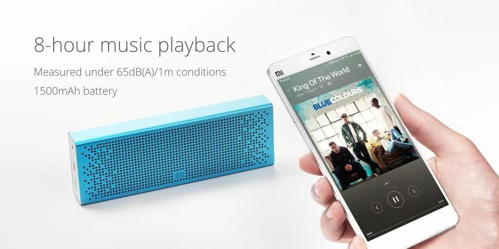 Xiaomi Bluetooth Speaker 1500mah (3)