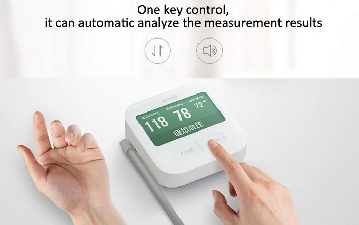 Xiaomi Ihealth Smart Blood Pressure Monitor (1)