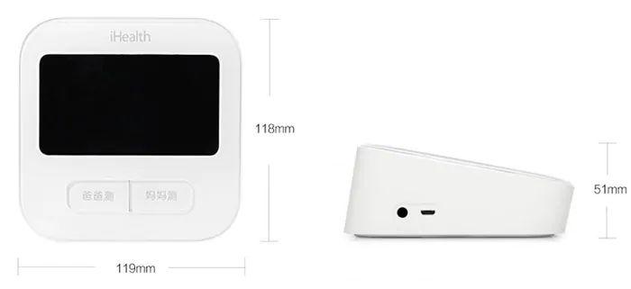 Xiaomi Ihealth Smart Blood Pressure Monitor (10)