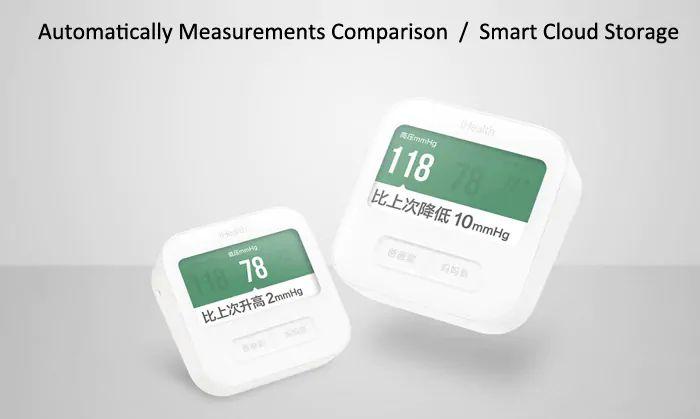 Xiaomi Ihealth Smart Blood Pressure Monitor (11)