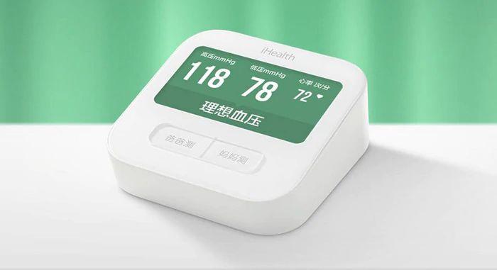 Xiaomi Ihealth Smart Blood Pressure Monitor (2)