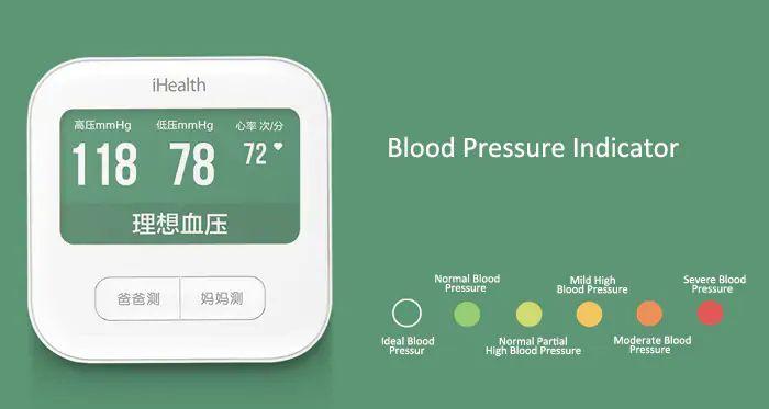 Xiaomi Ihealth Smart Blood Pressure Monitor (9)