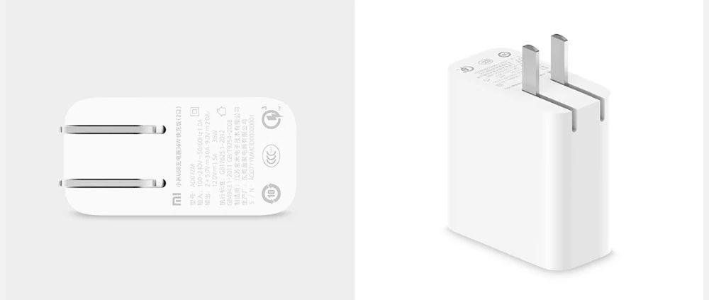 Xiaomi Mi 36w Charger Qc 3 Dual Usb (1)