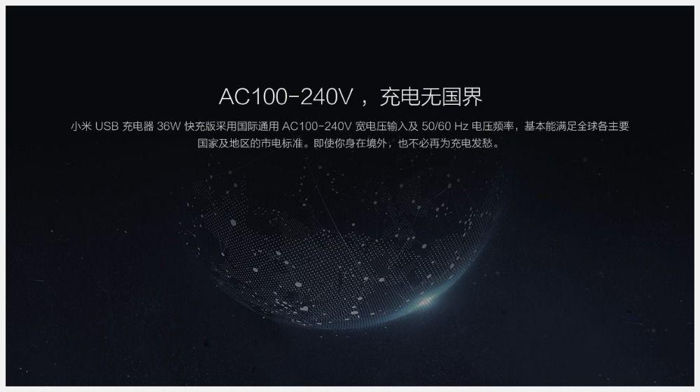 Xiaomi Mi 36w Charger Qc 3 Dual Usb (5)