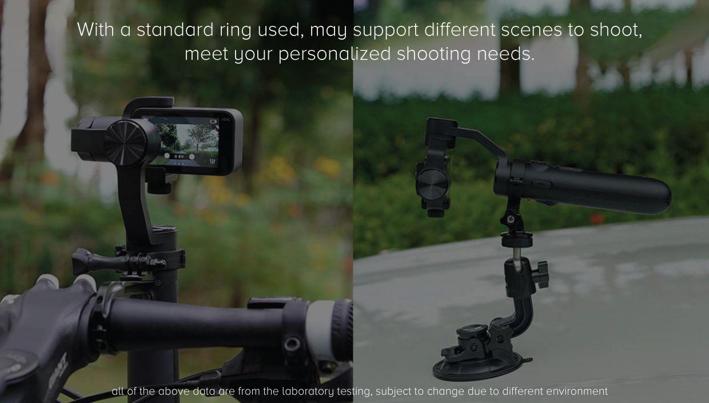 Xiaomi Mi Action Camera Handheld Gimbal 3 Axis (6)