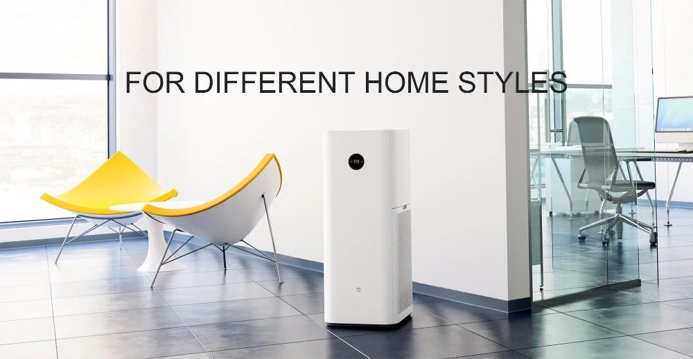 Xiaomi Mi Air Purifier Max With App Remote Control (1)