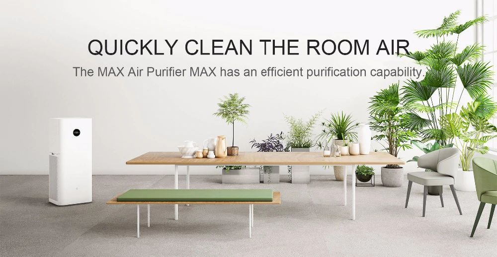 Xiaomi Mi Air Purifier Max With App Remote Control (8)