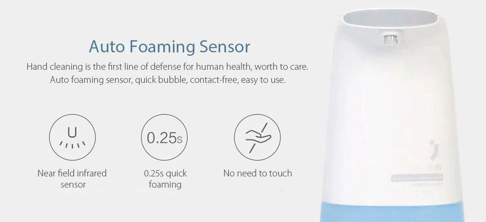 Xiaomi Mi Automatic Foaming Hand Washer (2)