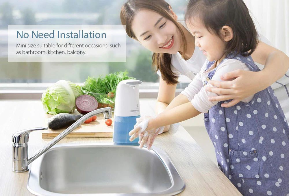 Xiaomi Mi Automatic Foaming Hand Washer (5)