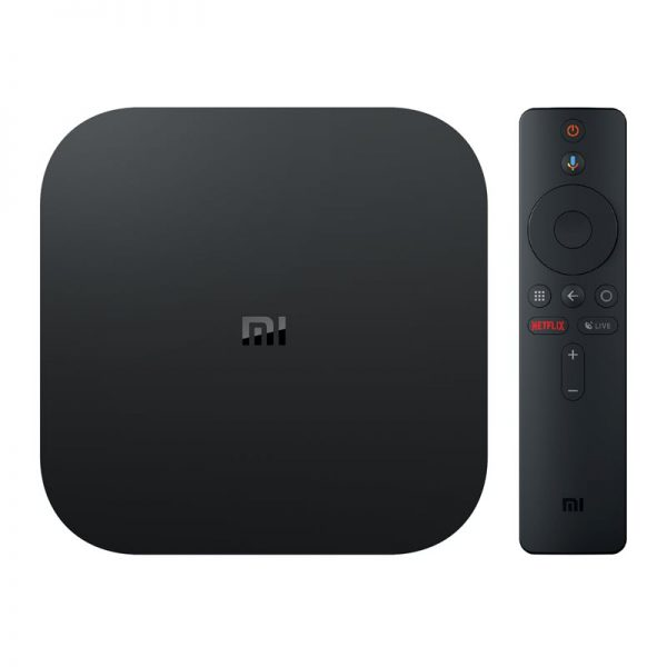 Xiaomi Mi Box S 4k Hdr Android Tv With Google Assistant (2)