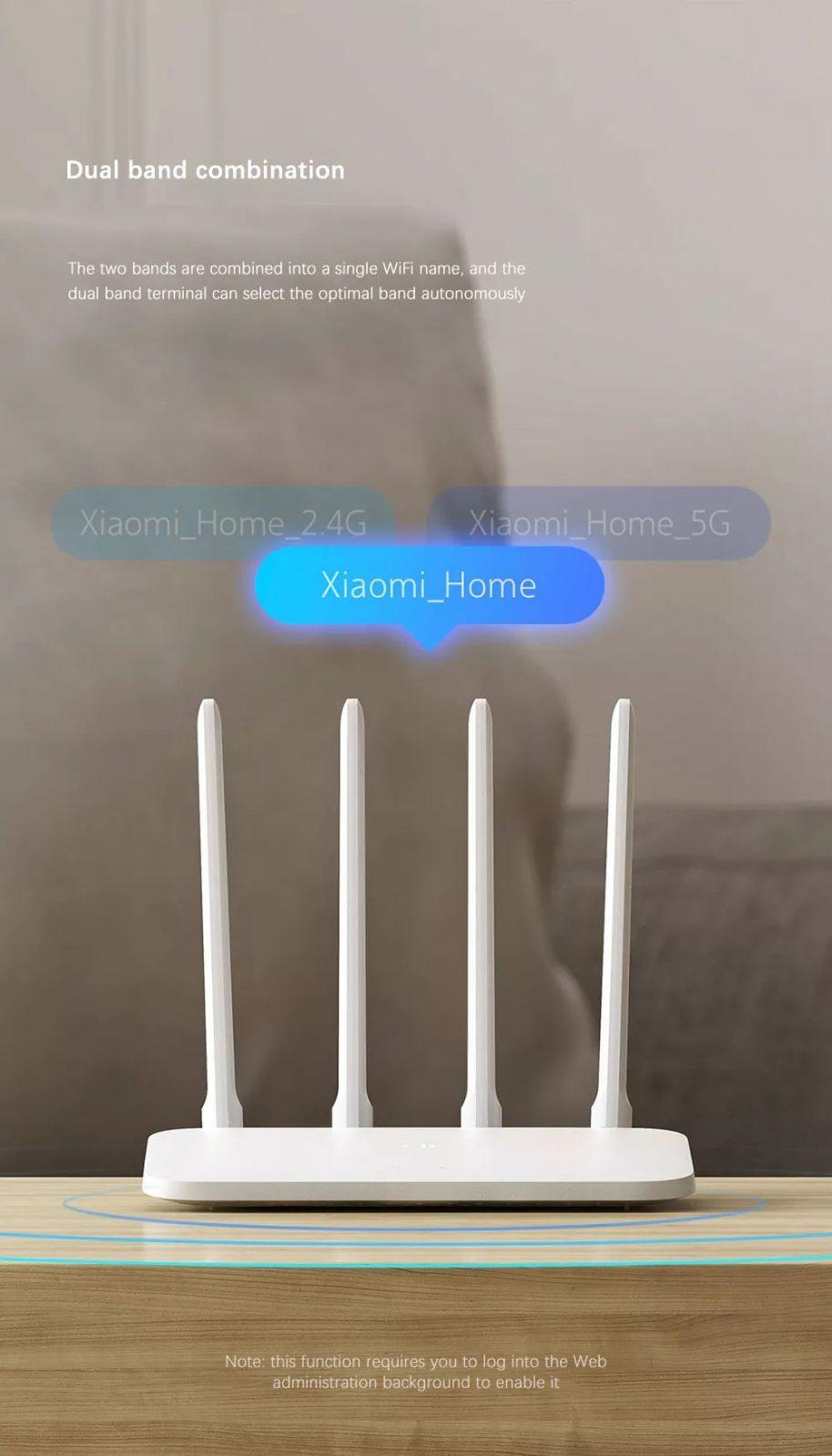 Xiaomi Mi Router 4a Dual Band With 4 Antennas (2)