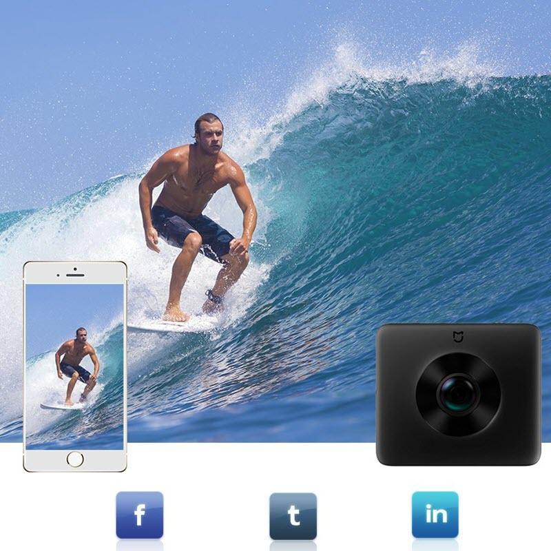 Xiaomi Mi Sphere Camera 4k 360panorama Action Camera (4)