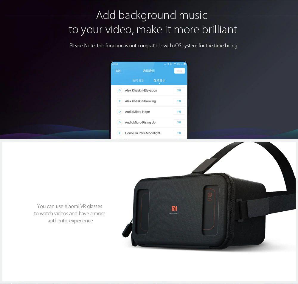 Xiaomi Mi Sphere Camera 4k 360panorama Action Camera (5)