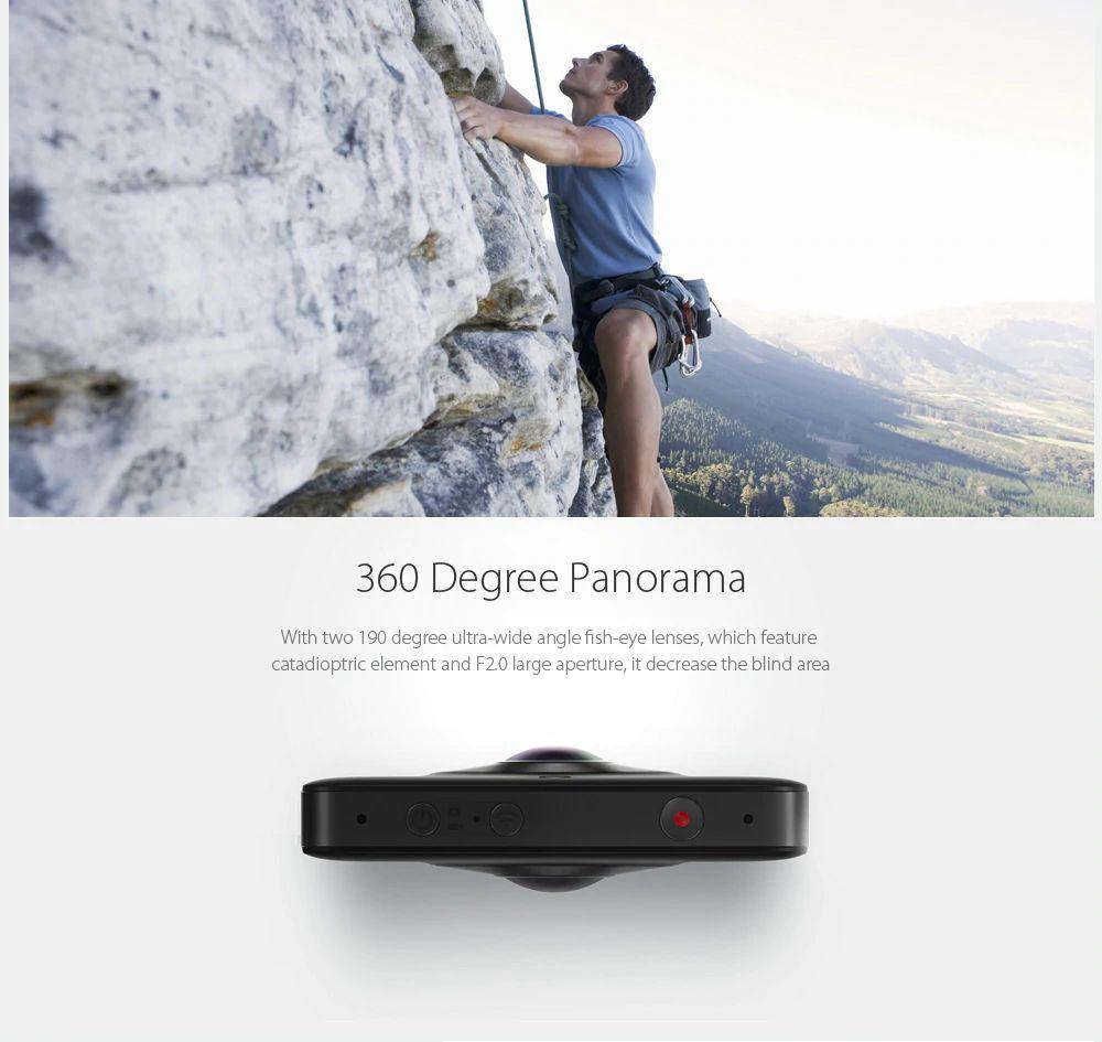 Xiaomi Mi Sphere Camera 4k 360panorama Action Camera (6)