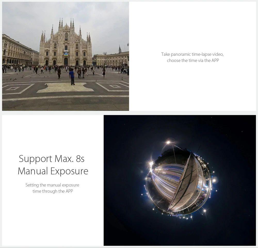 Xiaomi Mi Sphere Camera 4k 360panorama Action Camera (7)