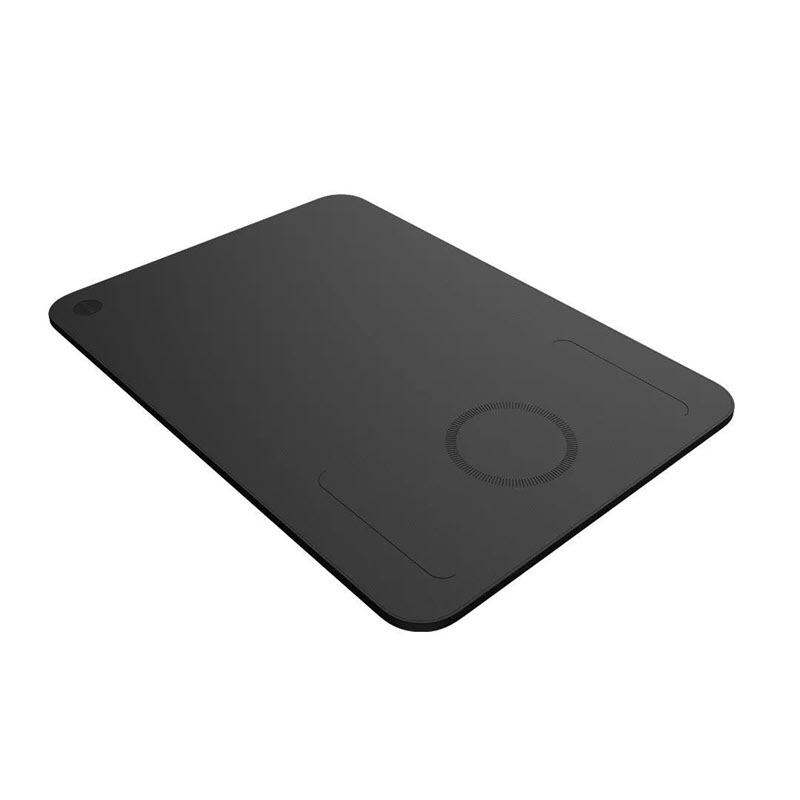 Xiaomi Miiiw Qi Wireless Charger Pu Leather Mouse Pad (2)