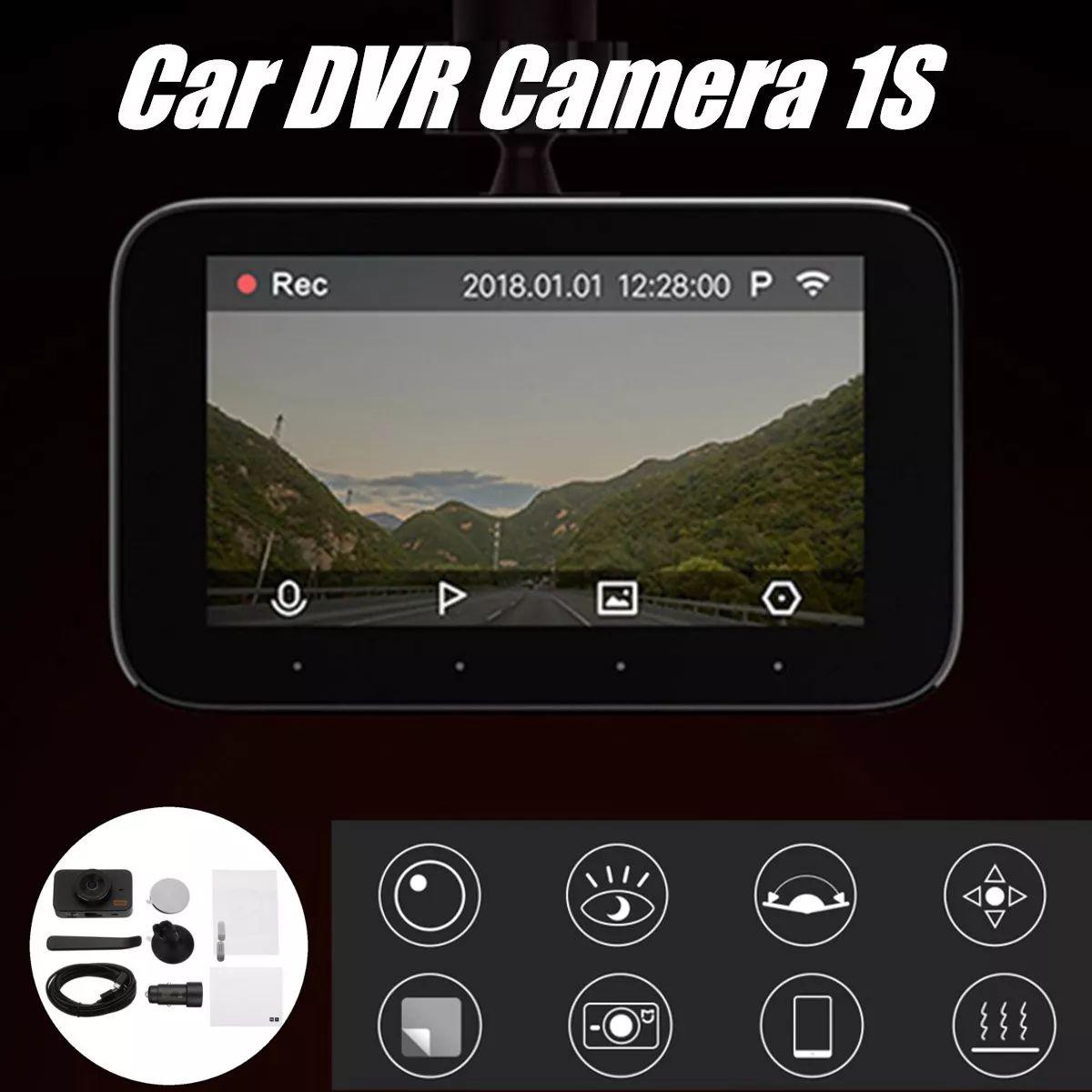 Xiaomi Mijia 1s Car Dashcam (1)