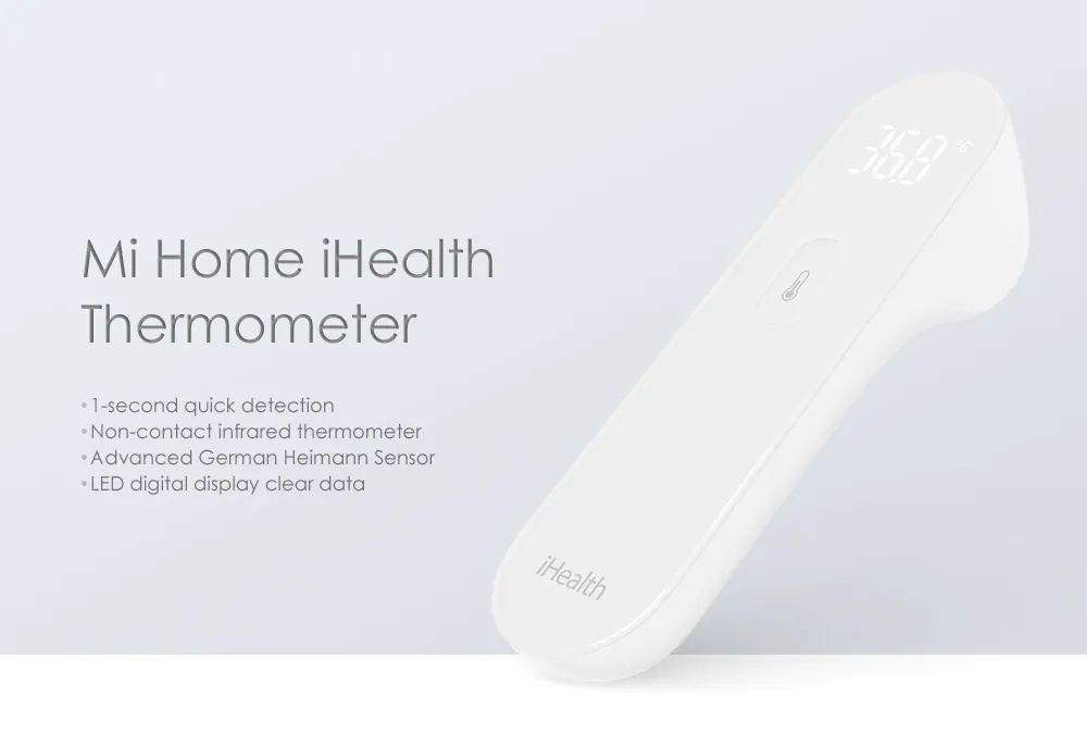 Xiaomi Mijia Ihealth Thermometer (3)