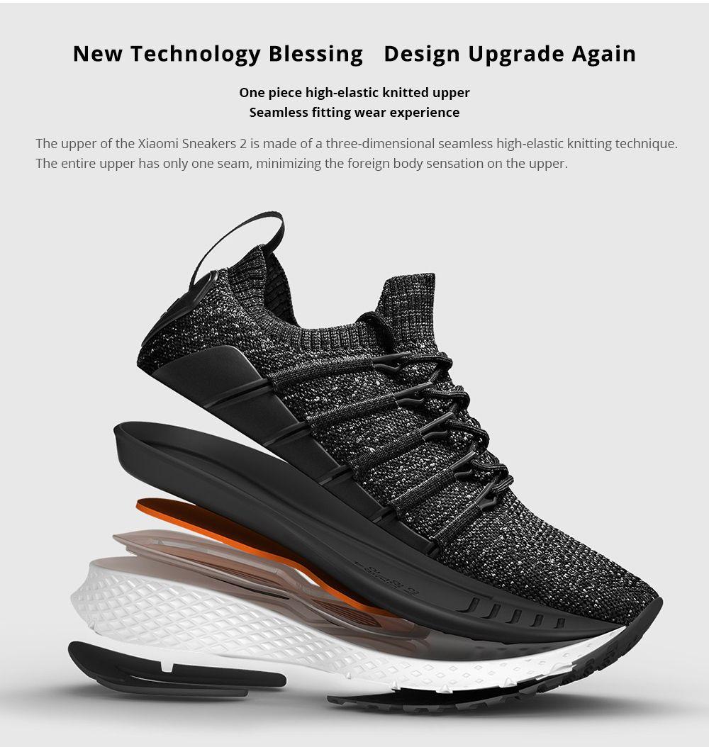 Xiaomi Mijia Sneakers 2 Sport Running Shoes (2)
