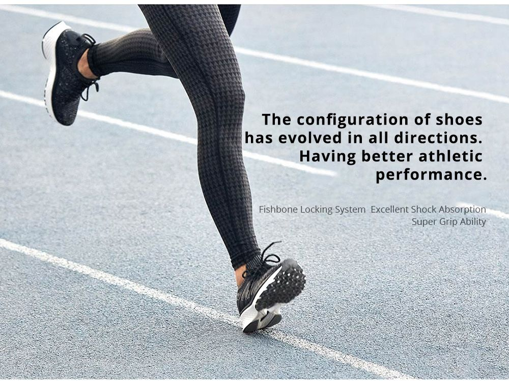 Xiaomi Mijia Sneakers 2 Sport Running Shoes (3)