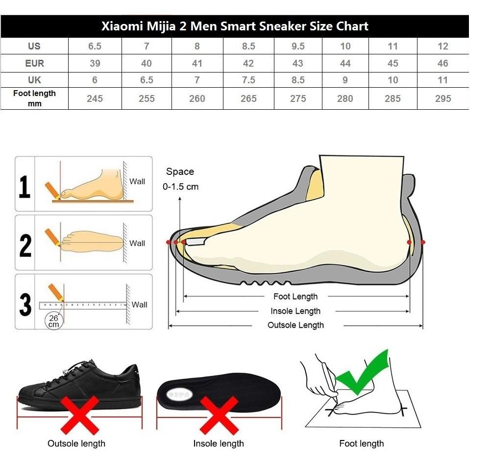 Xiaomi Mijia Sneakers 2 Sport Running Shoes