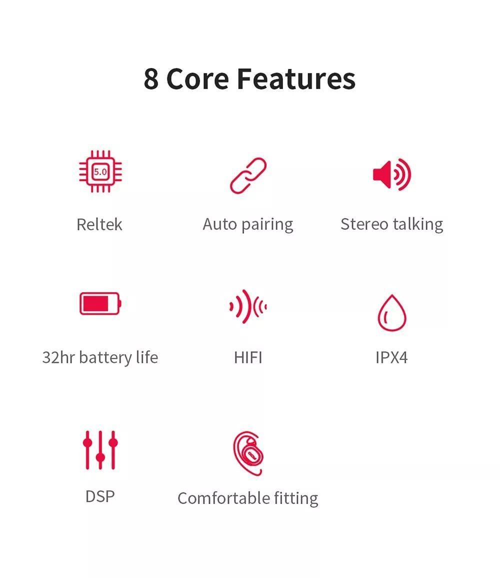 Xiaomi Qcy T2c Mini Tws Earphones (1)