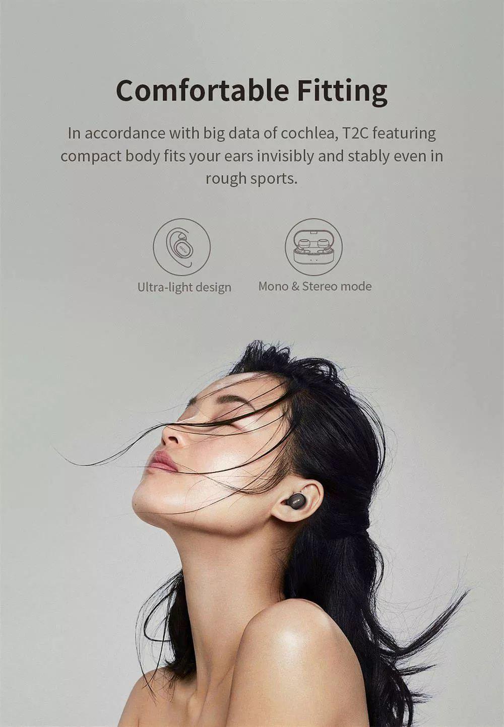 Xiaomi Qcy T2c Mini Tws Earphones (2)