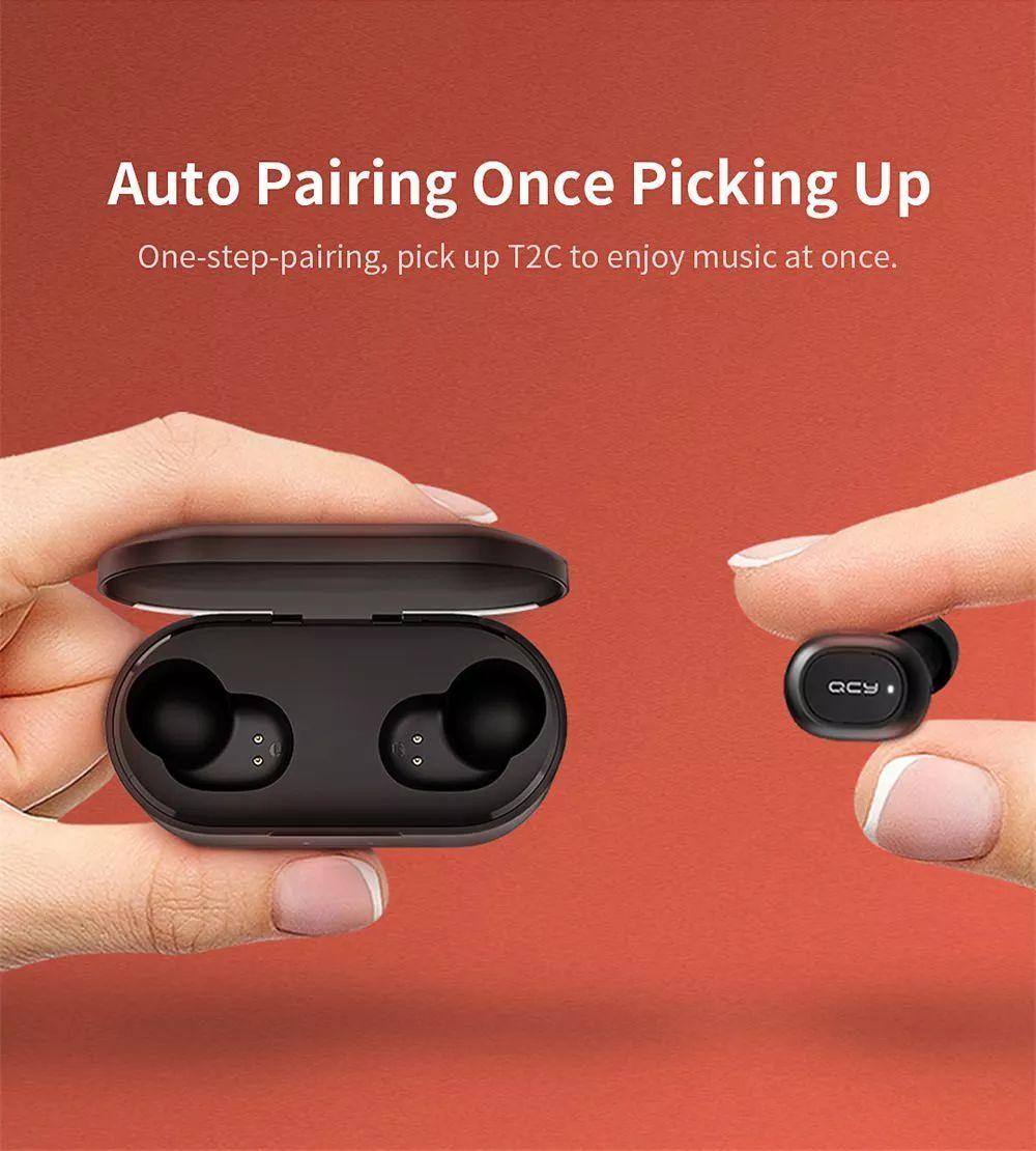 Xiaomi Qcy T2c Mini Tws Earphones (6)