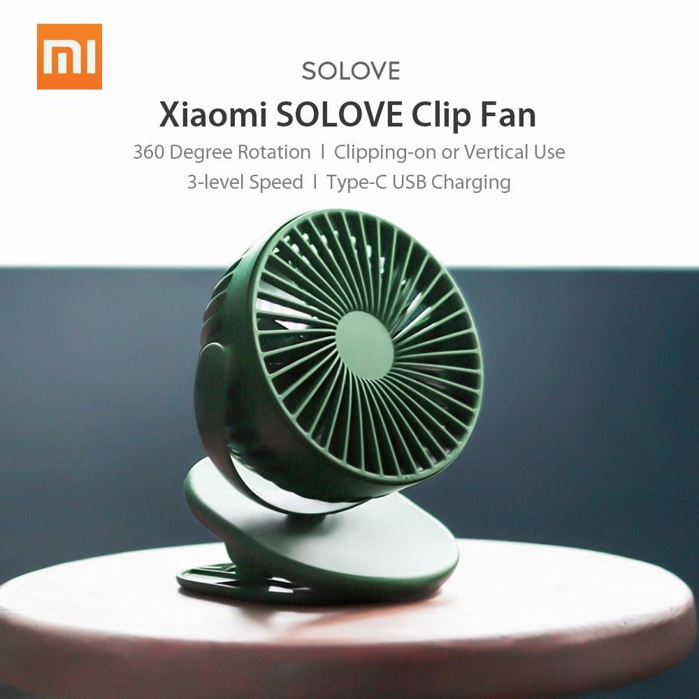Xiaomi Solove F3 Mini Fan (1)