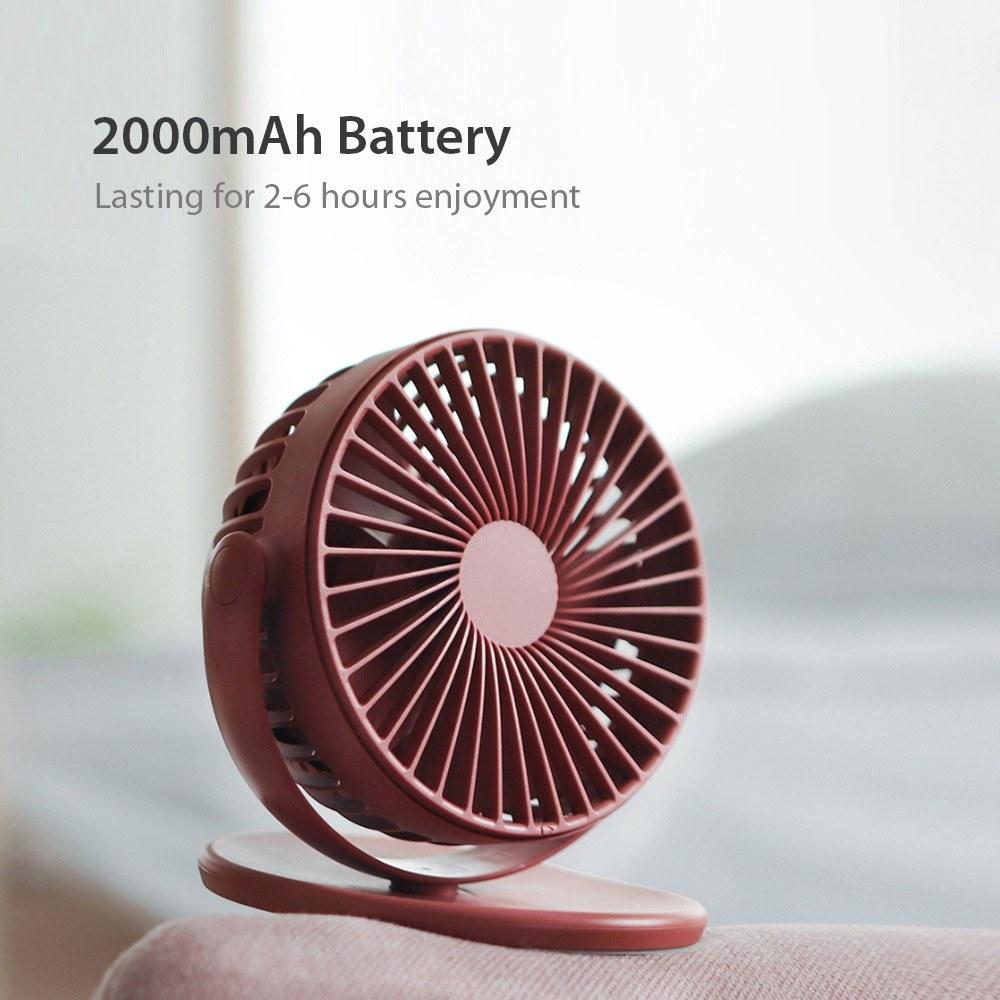 Xiaomi Solove F3 Mini Fan (12)