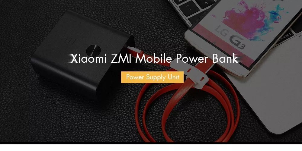 Xiaomi Zmi 2 In1 Qc3 0 Dual Usb Wall Charger With 6500mah Power Bank (2)