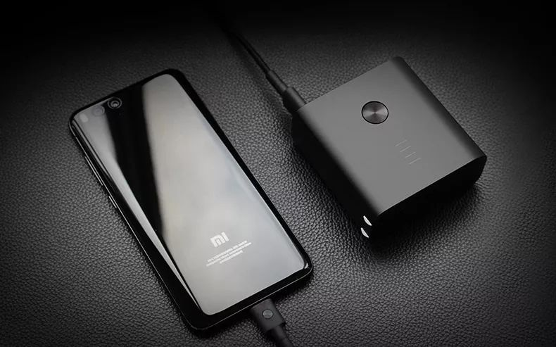 Xiaomi Zmi 2 In1 Qc3 0 Dual Usb Wall Charger With 6500mah Power Bank (7)