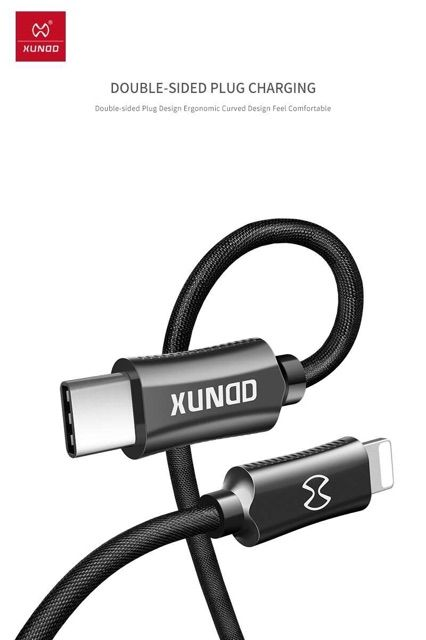 Xundd Eternal Series Type C To Lighting Cable (11)