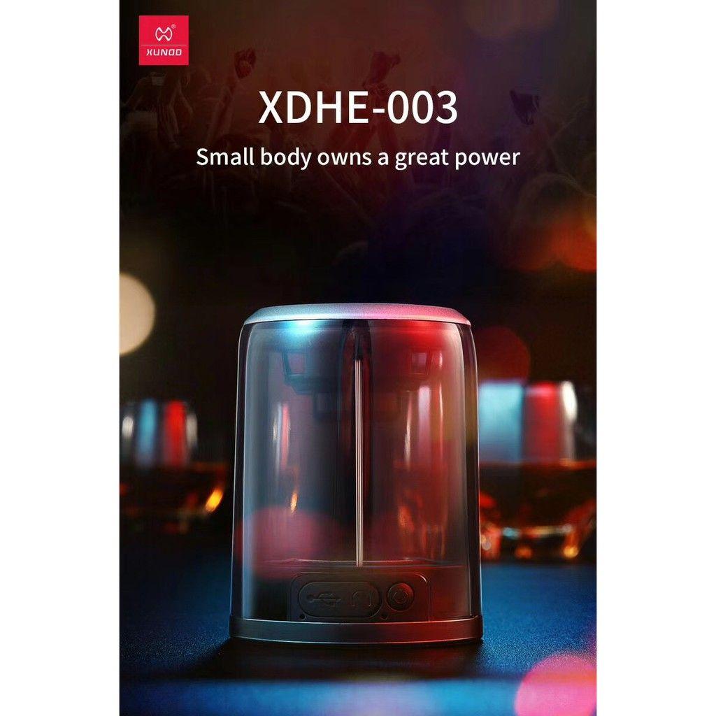 Xundd Xdhe 003 Tws Magnetic Suction Bluetooth Speaker (1)