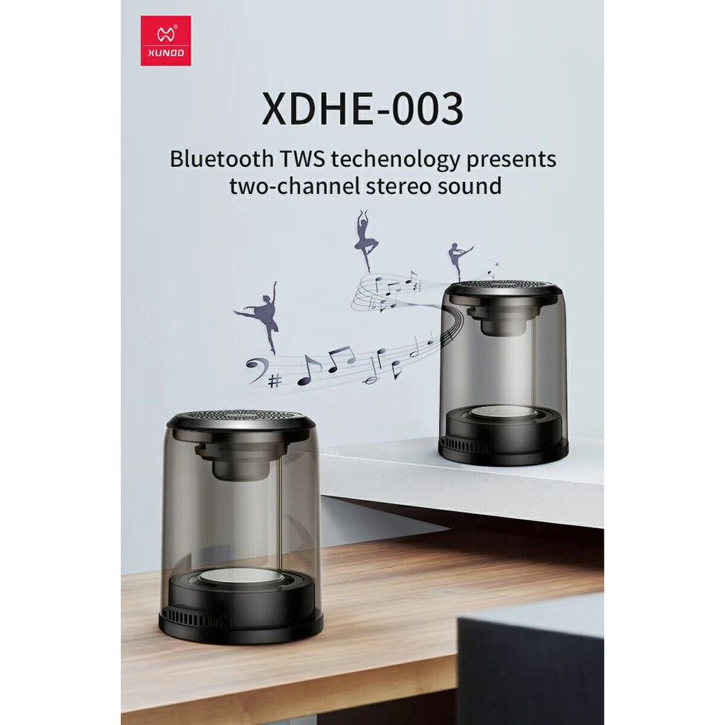 Xundd Xdhe 003 Tws Magnetic Suction Bluetooth Speaker (8)