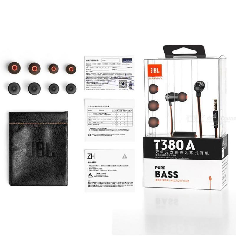 Jbl T380a In Ear Wired Earphones (2)