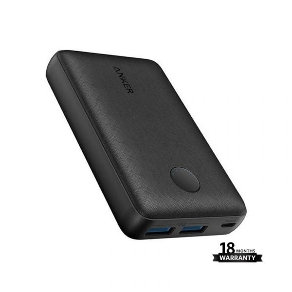 Anker Powercore Select 12w 10000mah Power Bank With Poweriq