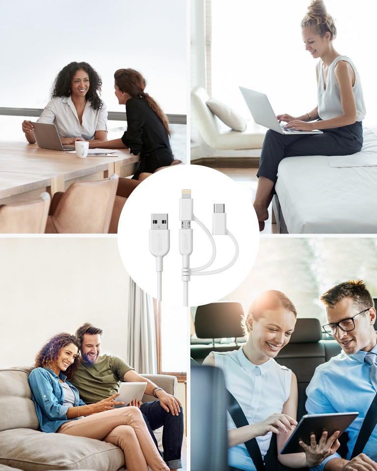 Anker Powerline Ii 3 In 1 Cable (7)
