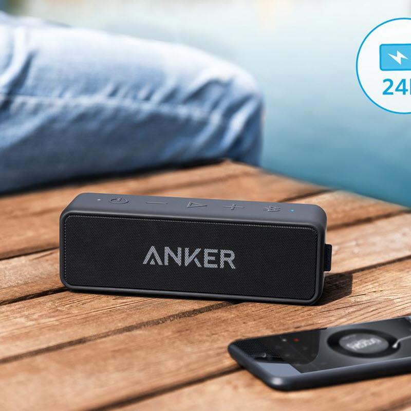 Anker Soundcore 2 Portable Bluetooth Speaker (4)