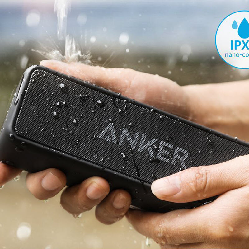 Anker Soundcore 2 Portable Bluetooth Speaker (5)