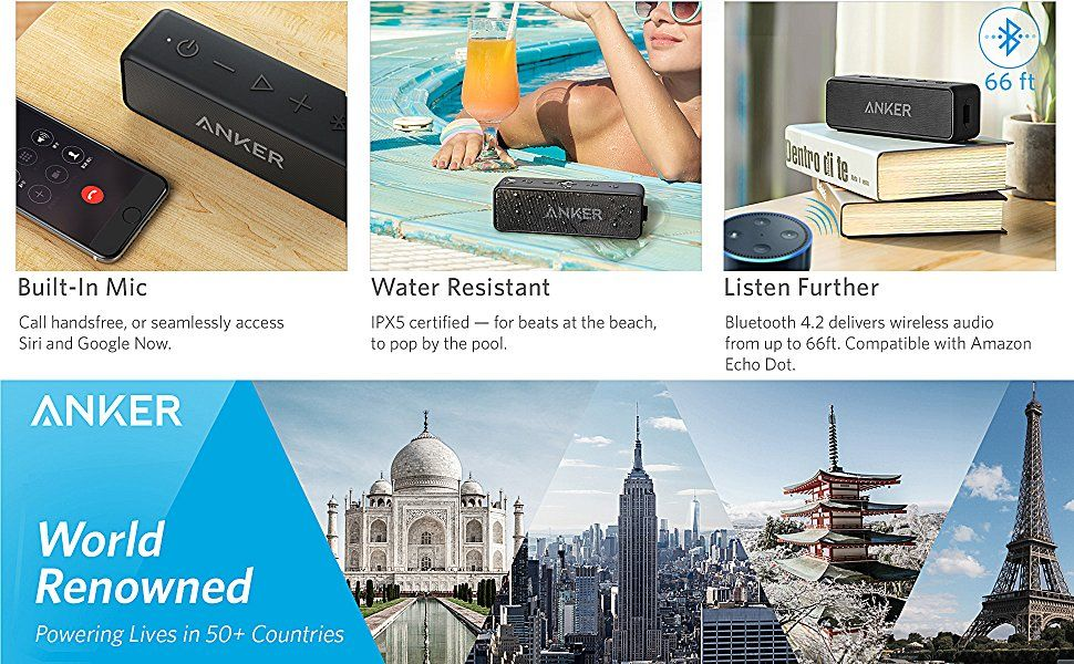 Anker Soundcore 2 Portable Bluetooth Speaker (7)