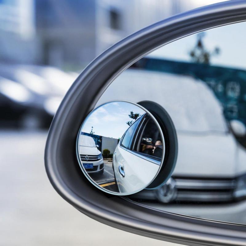 Baseus 2pcs 49mm Car Blind Spot Rearview Mirror (1)