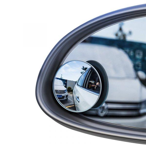 Baseus 2pcs 49mm Car Blind Spot Rearview Mirror